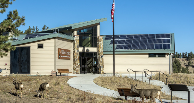 July Activities at Florissant Fossil Beds National Monument