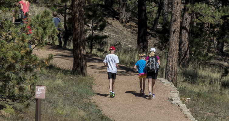 November Activities at Florissant Fossil Beds NM