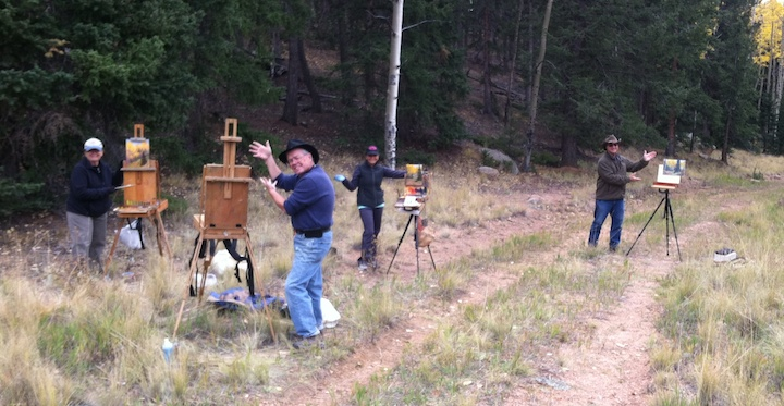 Plein Air Art Event & Sale at FLFO