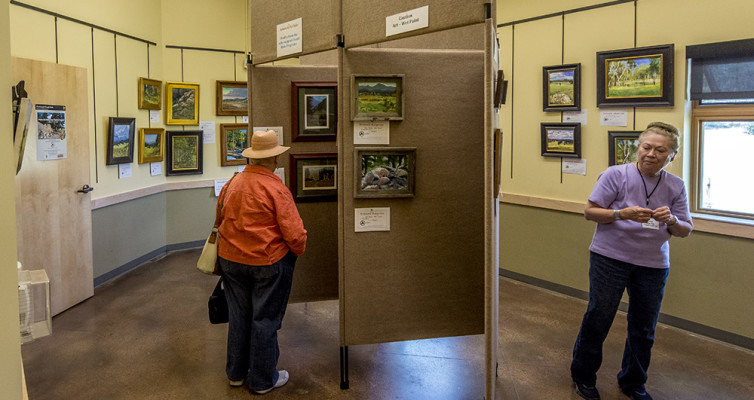 Save the Dates for Fine Art Show & Sale